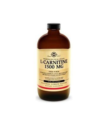 L-Carnitine 1500mg Liquid - 16 oz - Liquid