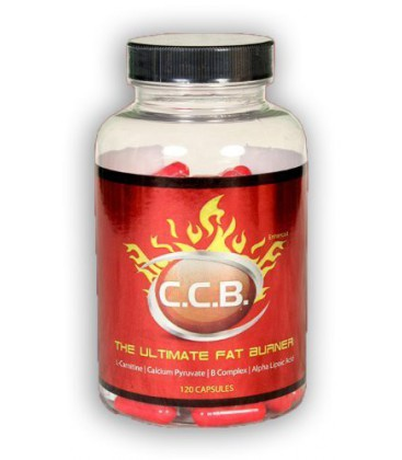 Pro Fight CCB (120 Capsules) The Ultimate Antioxidant Fat Bu