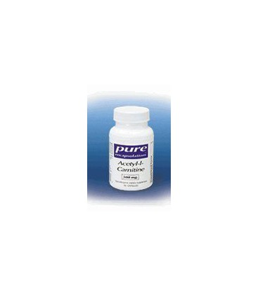 Acetyl L Carnitine 500 mg 60 capsules - 60 - Capsules