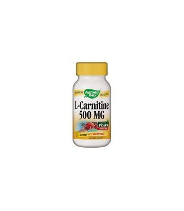 Nature's Way L-Carnitine, 60 Vcaps