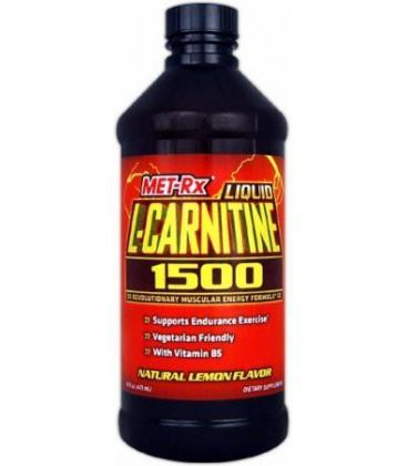 L-Carnitine 1500 Natural Lemon 16 fl.oz
