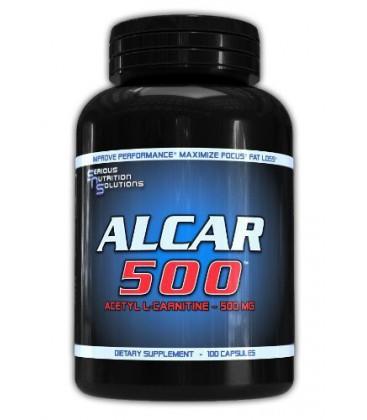 ALCAR-500 (Acetyl L-Carnitine) 500mg 100 caps