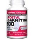 Jarrow Formulas - Acetyl L-Carnitine, 500 mg, 60 capsules