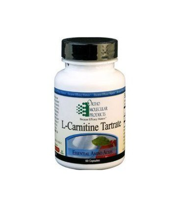 Ortho Molecular Products - L-Carnitine (as L-Tartrate) 500mg