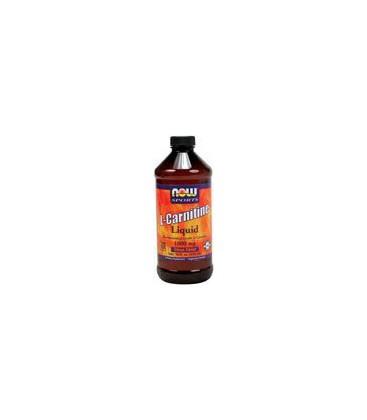 L-Carnitine Liquid - Citrus Flavor by Now Foods 16 Ounces