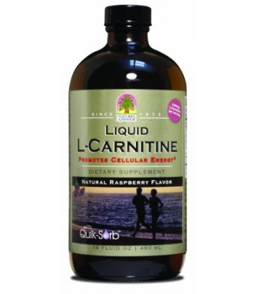 Nature's Answer L-carnitine, 16-Ounce, Glass