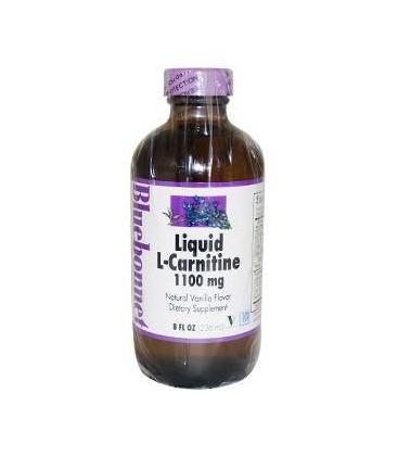 Liquid L-Carnitine 1100mg Vanilla - 8 oz - Liquid
