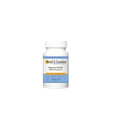 Acetyl-l-Carnitine 300 mg, 90 Capsules