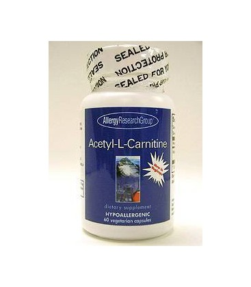 Allergy Research (Nutricology) - Acetyl L-Carnitine, 250 mg,