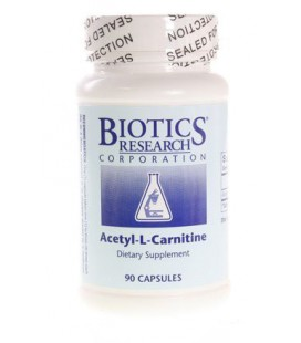 Biotics Research, Acetyl-L-Carnitine 90 Capsules