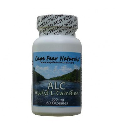 Cape Fear Naturals - ALC (Acetyl-L-Carnitine) - Benefits the