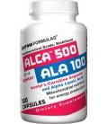 Jarrow Acetyl L-Carnitine+Ala , 100 caps (Multi-Pack)