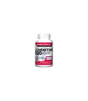 Jarrow Formulas - L-Carnitine, 500 mg, 100 capsules