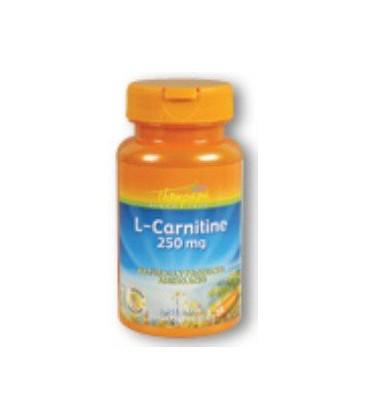 L-Carnitine 250mg - 30 - Capsule