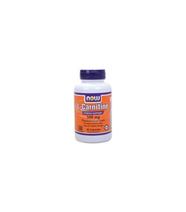 L-Carnitine 500 mg - 60 Caps