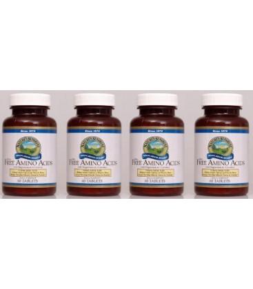 Naturessunshine Free Amino Acids with Magnesium & l-Carnitin