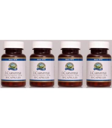 Naturessunshine l-Carnitine Amino Acid Supplement 30 Capsule