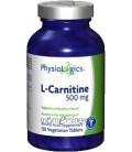 Physiologics - L-Carnitine 500 mg 120 tabs