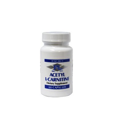 Progressive Labs Acetyl-L-Carnitine 500 mg 60 caps