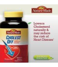 Nature Made Cholest-off Each 240 Caplets - Clinically Proven