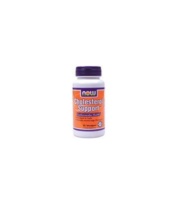 Now Foods Cholesterol Support, Veg-capsules, 90-Count