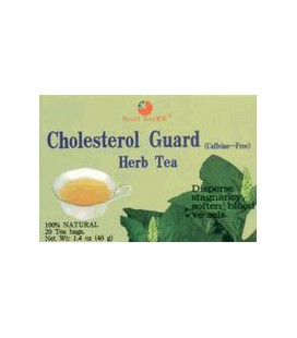 Cholesterol Guard Herb Tea - Used to dispel heat and remove
