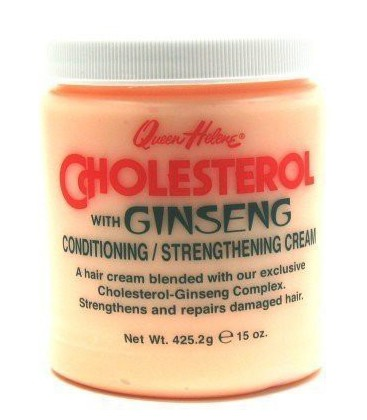 Queen Helene Cholesterol with Ginseng 15 oz. Jar (3-Pack) wi
