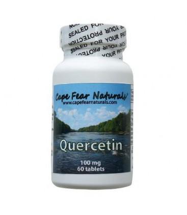 Cape Fear Naturals - Quercetin - Anti-Oxidant & Protects LDL