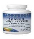 Planetary Formulations - Guggul Cholesterol Compound, 375 mg