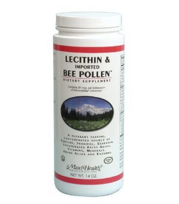 Maxi Lecithin w/ Bee Pollen & chromat/cholesterol fighter, 1