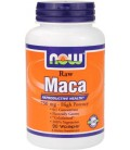 NOW Foods Raw Maca 750mg 6:1, 90 Vcaps