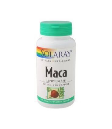Solaray - Maca, 525 mg, 100 capsules