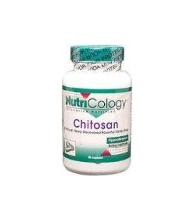Nutricology Chitosan, Vegicaps, 90-Count