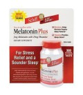 Schiff Melatonin Plus 3 mg Melatonin with 25 mg Theanine - F