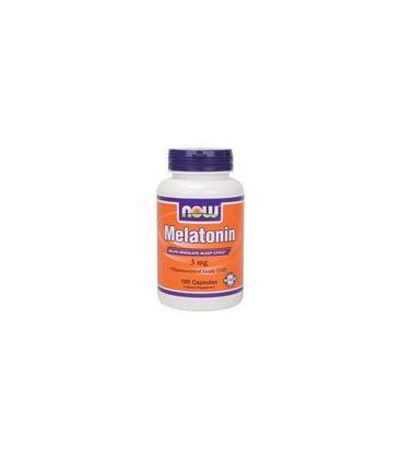 Melatonin 3 mg, 180 caps