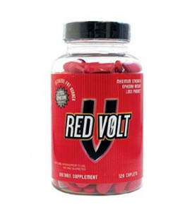 Red Volt 27 mg Ephedra 120 caps