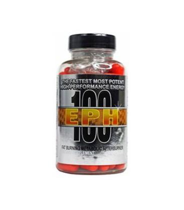 EPH 100 Bruleur Ephedra 100 mg 100 caps