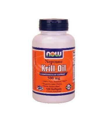 Neptune Krill Oil (500mg) 120 sgels ( Multi-Pack)