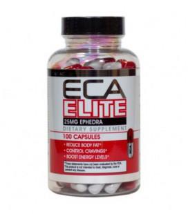 ECA Elite 25 mg Ephedra - 100 caps