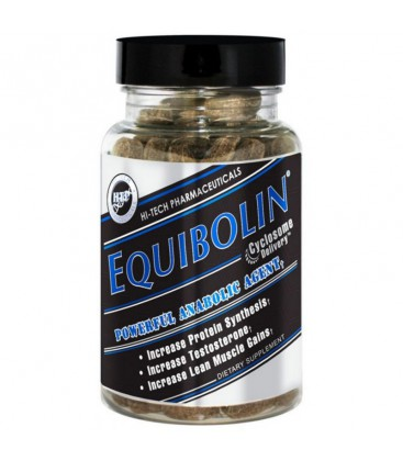 Equibolin 60 tablettes