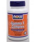 NOW Foods - Advanced Gamma E Complex 120 softgels