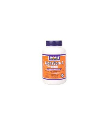 NOW Foods - AlphaSorb C 1000 Antioxidant Protection - 60 Tablets ( Multi-Pack)