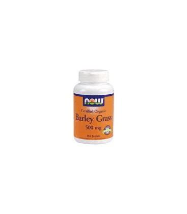 NOW Foods - Barley Grass 500 mg 250 tabs