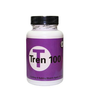 Tren 100 Bodybuilding Supplements (60 Tablets)