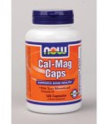NOW Foods - Cal-Mag Caps 120 caps