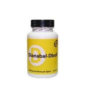 Dianabol-Dboll / Dianabol 90 Caps