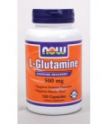 NOW Foods - L-Glutamine 500 mg 120 caps