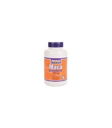 NOW Foods - Maca 500 mg. - 250 Capsules ( Multi-Pack)