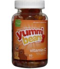 Yummi Bears Vitamin C, 60-Count Gummy Bears