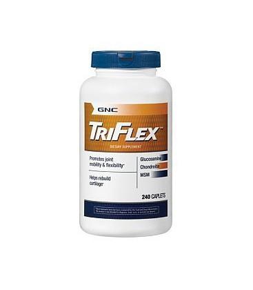 GNC TriFlex-Glucosamine, Chondroitin, MSM, 240 Caplets